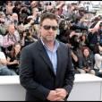 Russell Crowe au Festival de Cannes 2010