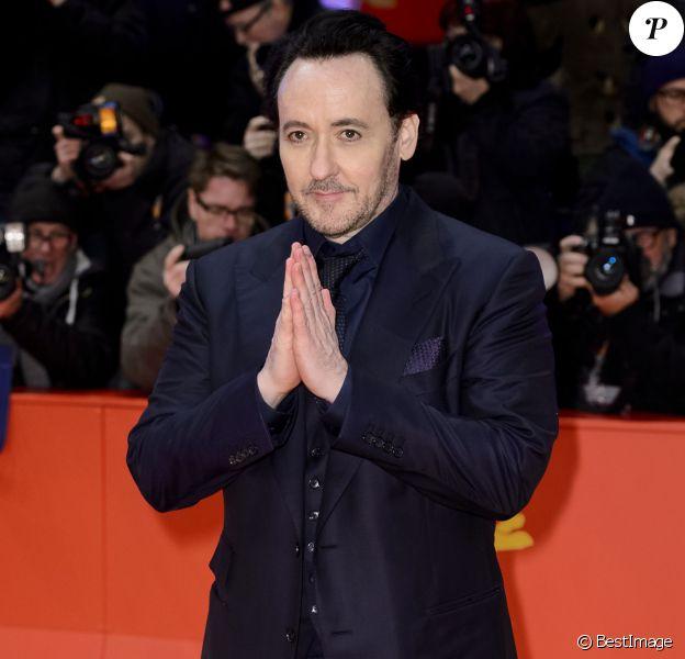 """John Cusack à l'avant-première du film """"Chi-Raq"""" lors du 66ème Festival International du Film de Berlin, la Berlinale, le 16 février 2016."""