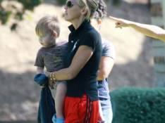 REPORTAGE PHOTOS : Sharon Stone, une maman aux anges avec... ses trois garçons réunis ! (réactualisé)