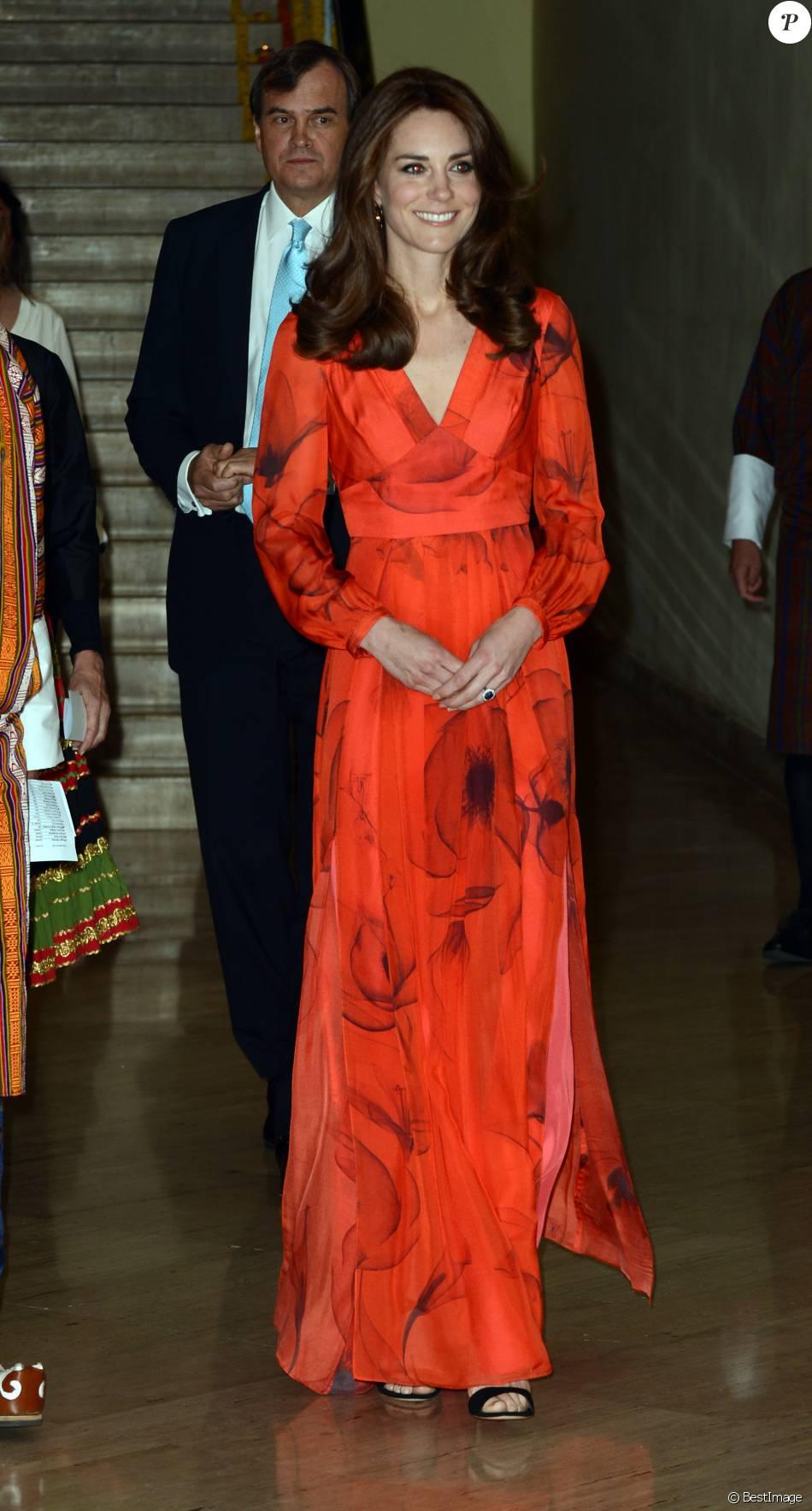 Kate Middleton Eblouissante Apr S La Rando Au Revoir