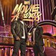 Dwayne Johnson et Kevin Hart présentent la cérémonie des MTV Movie Awards. Photo publiée sur Instagram, le 9 avril 2016.