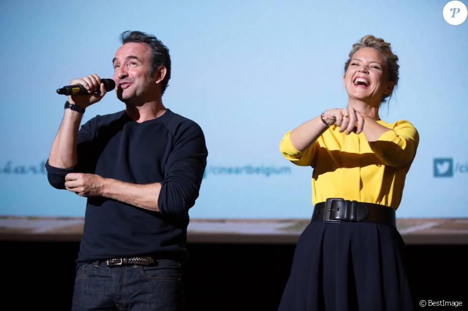 Virginie efira et jean dujardin un couple radieux et for Film 2016 jean dujardin