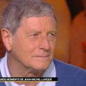 TPMS : Jean-Michel Larqué très ému en revoyant des images de Thierry Roland