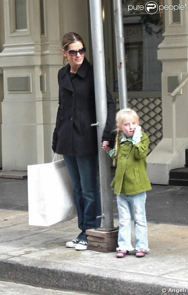 Sandra Bullock et sa belle-fille Sunny