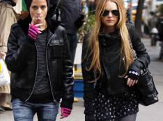 REPORTAGE PHOTOS : Lindsay Lohan et Samantha Ronson... toujours l'amour fou à New York !
