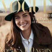 Kate Middleton en une de Vogue UK : Décontractée et radieuse à la campagne !