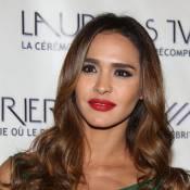 Leila Ben Khalifa : Torride en maillot très échancré, elle se fait dorloter
