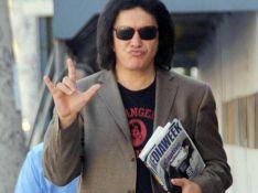 REPORTAGE PHOTOS : Gene Simmons de Kiss... la retraite d'un rebelle, c'est cool !