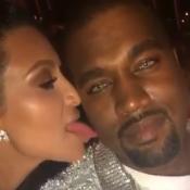 Met Gala 2016 : Kim Kardashian, scintillante et envoûtée par Kanye West