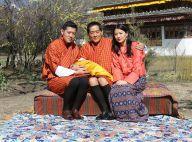 Jigme Khesar et Jetsun Pema du Bhoutan : Leur royal baby est trop mimi