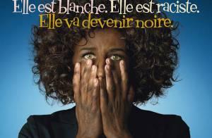 VIDEO : Valérie Lemercier, elle est blanche, elle est raciste, elle devient... noire ! Regardez !