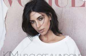 Kim Kardashian : Son corps retrouvé, la bombe régale en couverture de magazine