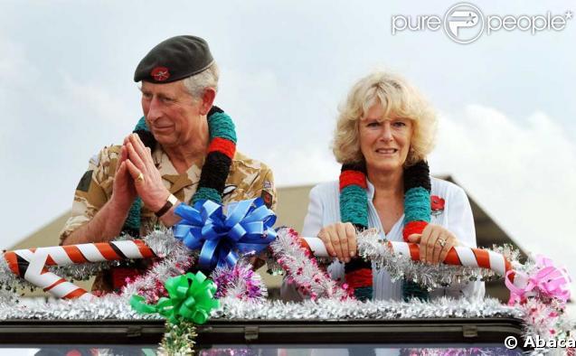 Le prince Charles et Camilla sont arrivés à Brunei