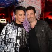 Richard Orlinski et la torride Eva Simons lancent leur single à Cannes