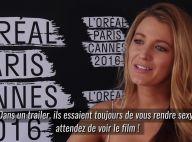 Blake Lively à Cannes : Rencontre avec une égérie... renversante !
