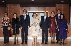 REPORTAGE PHOTOS : La reine Sofia, un anniversaire en pleine polémique et une famille unie pour la soutenir...