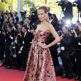 "Natasha Poly - Montée des marches du film ""Julieta"" lors du 69ème Festival International du Film de Cannes. Le 17 mai 2016. © Olivier Borde-Cyril Moreau/Bestimage"