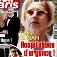 """Couverture du magazine """"Ici Paris"""" en kiosque le mercredi 18 mai 2016."""