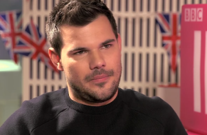 Taylor Lautner, la vie après Twilight : Des kilos en plus et un nouveau défi
