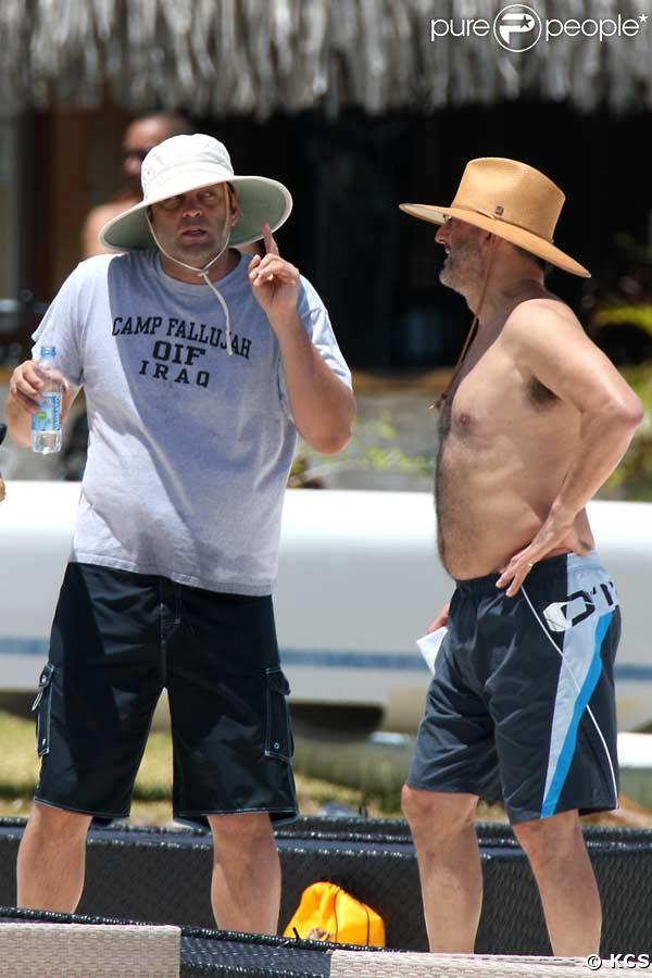Jean Reno et Vince Vaughn
