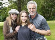 David Ginola : Une photo et un message touchants de sa fille Carla, à son chevet