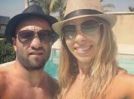 """Mathieu Valbuena oublie sa """"déception"""" avec Fanny à Dubaï !"""