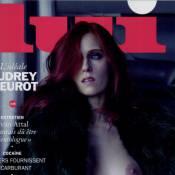 """Audrey Fleurot nue pour """"Lui"""" : Elle dévoile toute son intimité"""