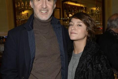 Emma de Caunes dévoile une tendre photo d'elle à 6 ans avec son papa