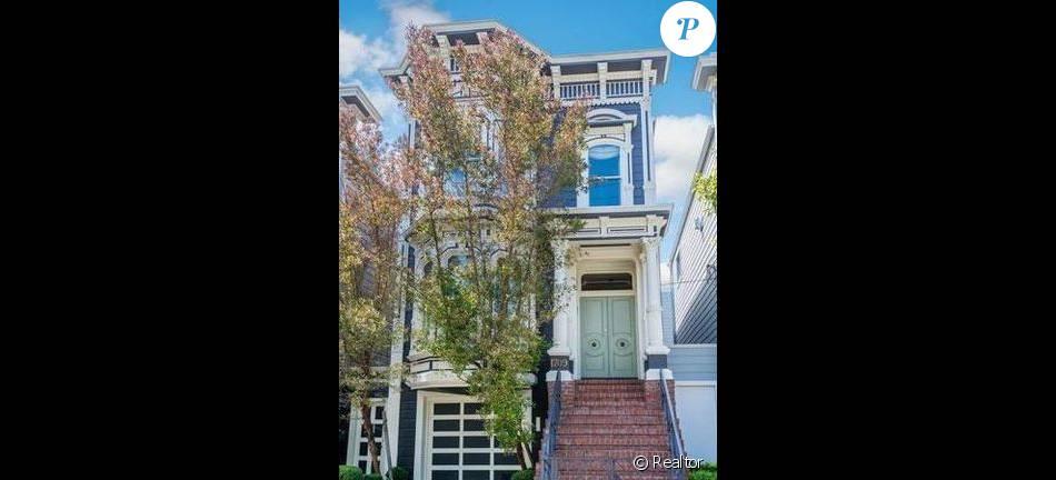 La maison de La Fête à la maison, en vente pour 4,1 millions de dollars.
