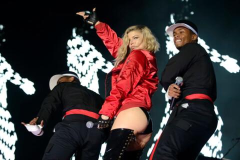 Fergie torride en latex pour son grand retour sur scène !