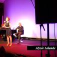 Alyzée Lalande est Fleur-de-Lys dans Notre-Dame de Paris. Le spectacle musical de Luc Plamondon et Richard Cocciante revient en France, quinze ans après, à partir de septembre 2016. La nouvelle troupe a été présentée le 30 mai 2016 au Théâtre du Châtelet.