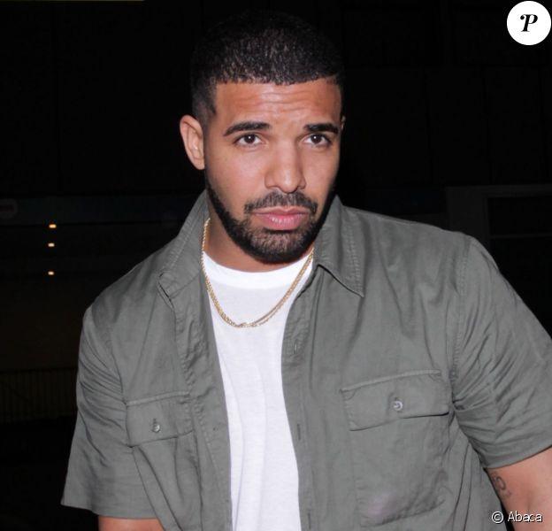 Drake lors de son arrivée au club The Nice Guy à Los Angeles le 31 mai 2016