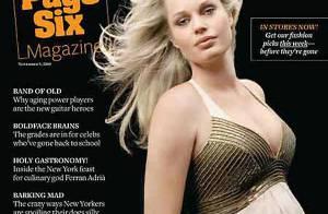 PHOTOS : Rebecca Romijn, très enceinte, revient sur son divorce, son nouveau mariage et sa grossesse !