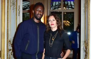 Thomas Ngijol et Karole Rocher : Couple radieux devant Harry Roselmack amoureux