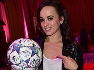 Alizée : Sublime pour l'Euro Foot Jeunes, la star donne de la voix !