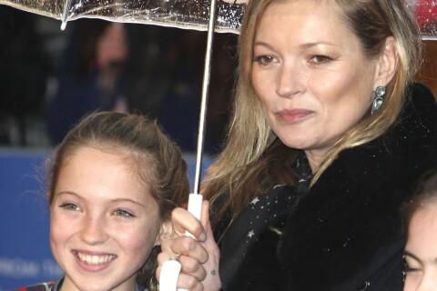 Kate Moss : Sa fille Lila Grace et sa mère Linda pas tendres avec elle !