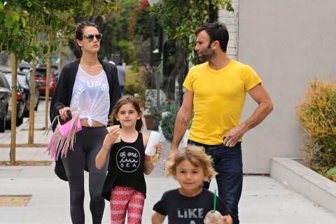 Alessandra Ambrosio évoque la maladie de son papa...
