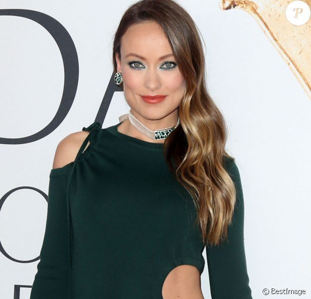 Olivia Wilde à la soirée CFDA Fashion Awards 2016 à New York, le 6 juin 2016