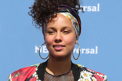 Alicia Keys sans maquillage : Retour remarqué pour une star à nu