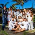 """Fabrice Sopoglian et les candidats officiels des """"Anges 8"""", sur NRJ12"""