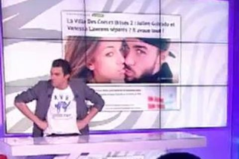 "Vanessa Lawrens et Julien Guirado, la rupture : ""On est plus ensemble"""