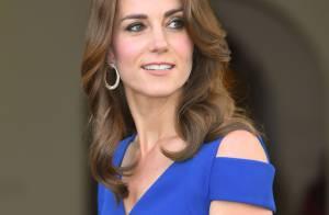 Kate Middleton : Somptueuse dans les jardins de Kensington, excitée par les JO