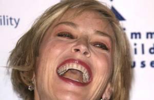REPORTAGE PHOTOS : Quand Sharon Stone passe sa soirée avec... Zack de Sauvés par le gong !