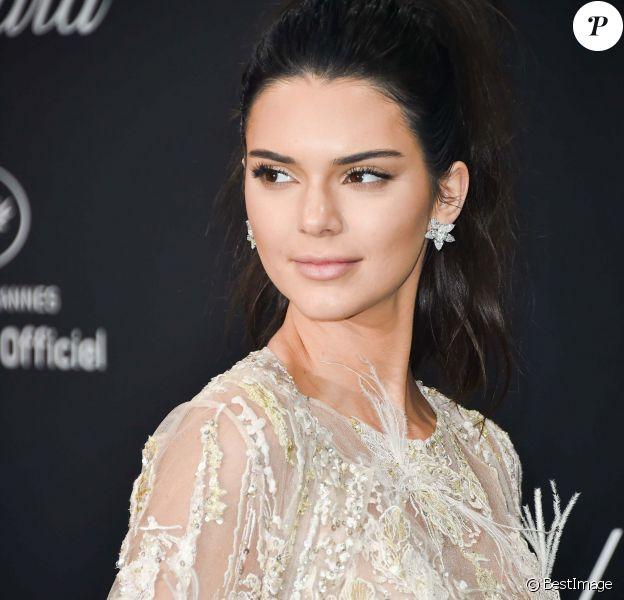 Kendall Jenner au Photocall de la soirée Chopard lors du 69ème Festival International du Film de Cannes. Le 16 mai 2016