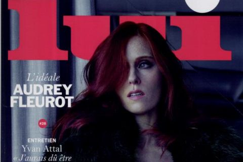 """Audrey Fleurot nue dans Lui : """"J'ai prévenu ma mère pour lui éviter une attaque"""""""
