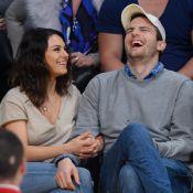 Mila Kunis enceinte : 2e bébé en route avec son mari Ashton Kutcher !