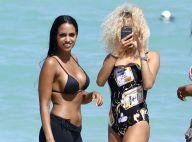 Fanny Neguesha et Rose Bertram : À Miami, elles dévoilent leurs atouts...