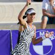 Ana Ivanovic au tournoi de tennis de Majorque, le 14 juin 2016.