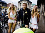 REPORTAGE PHOTOS : Björn Borg vous présente... deux bombes suédoises pas frileuses !