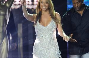 VIDEO : Mariah Carey simplement couverte de plumes ? Ah tiens, c'est son nouveau clip...